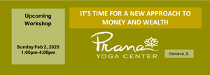 Upcoming Event - February 2, 2020 1-4 Yoga included