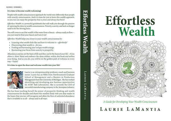 Effortless Wealth Package: A Guided Experience for Developing Your Wealth Consciousness