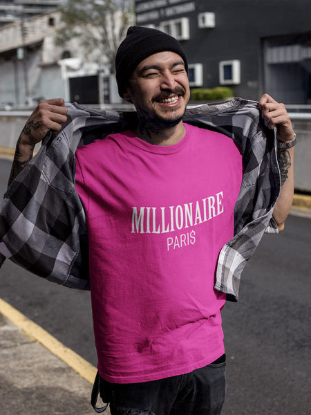 asian-man-wearing-a-round-neck-t-shirt-mockup-outdoors Millionaire Paris