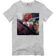 2Pac Death Row with a rose