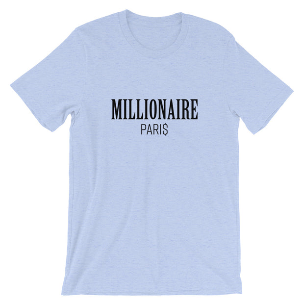 Heather Blue Millionaire Paris - Millionaire Paris