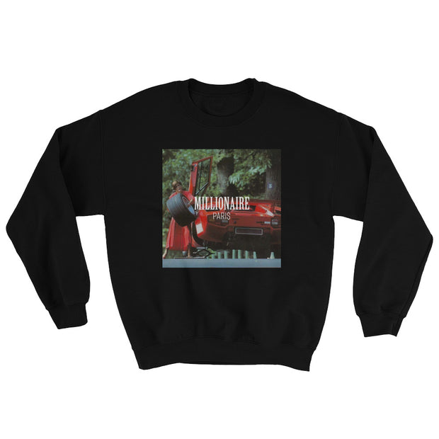 Woman Lamborghini Countash - Sweatshirt - Millionaire Paris