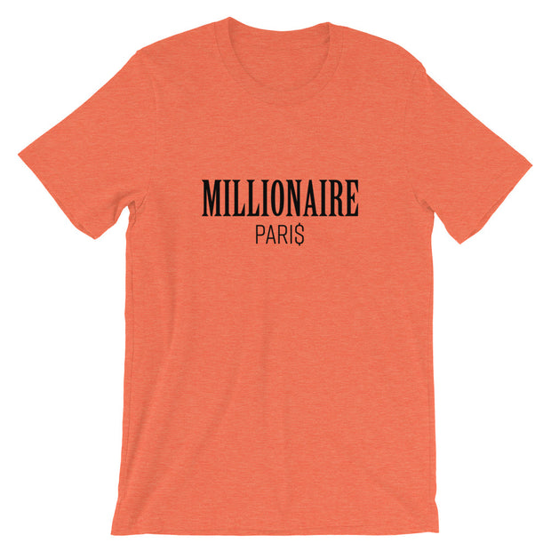 Heather Orange Millionaire Paris - Millionaire Paris