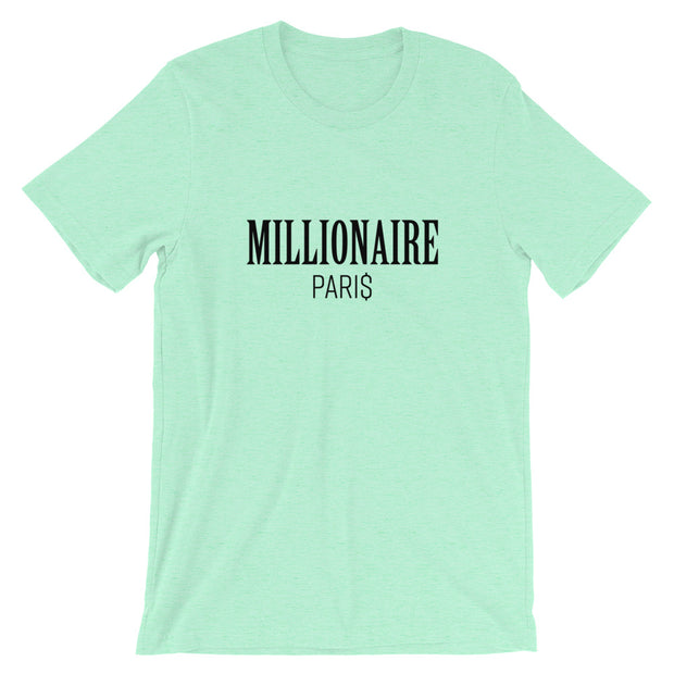Heather Mint Millionaire Paris - Millionaire Paris