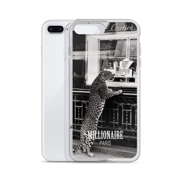 Panthere Cartier - Phone Case - Millionaire Paris