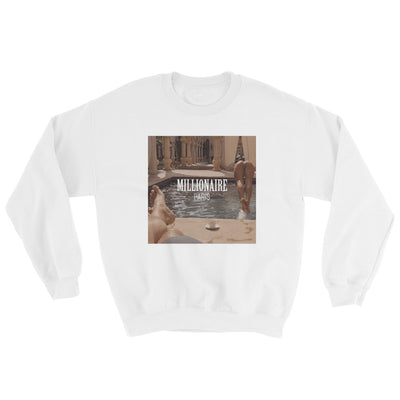 Swimming Pool Girl Coffee - Sweatshirt - Millionaire Paris