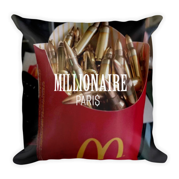 Mcdonald Fries Bullets AK47 - Millionaire Paris