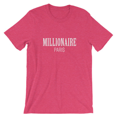 Heather Raspberry Millionaire Paris - Millionaire Paris