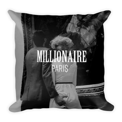 Art Hand In The Back Woman - Millionaire Paris