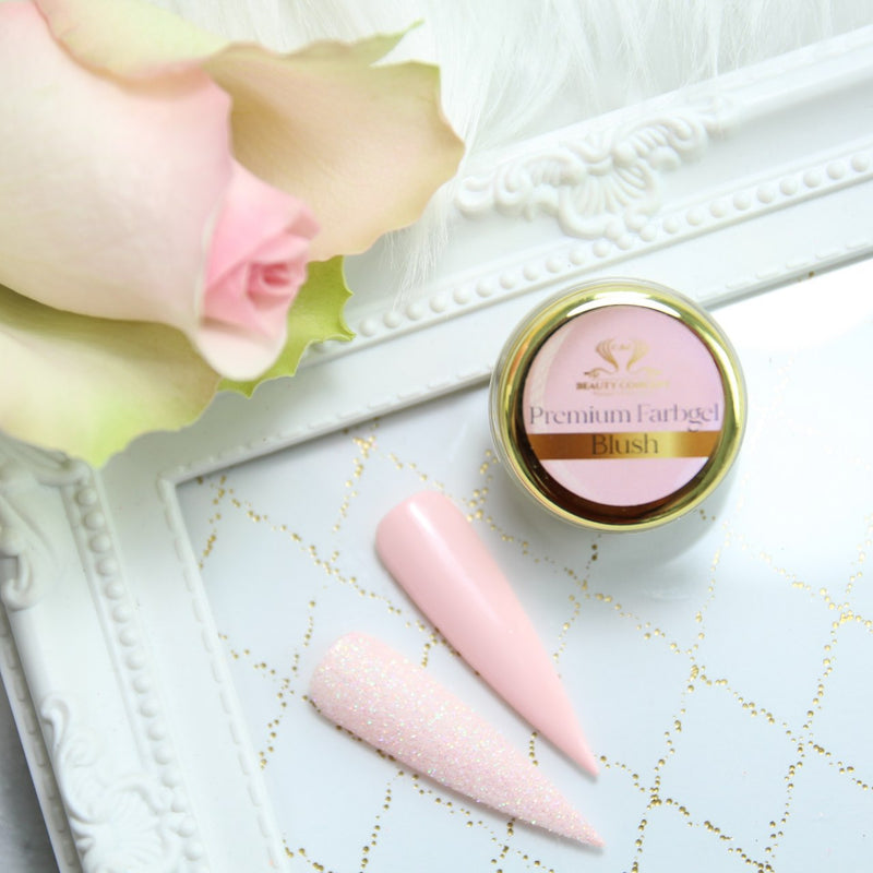 Premium Farbgel Blush