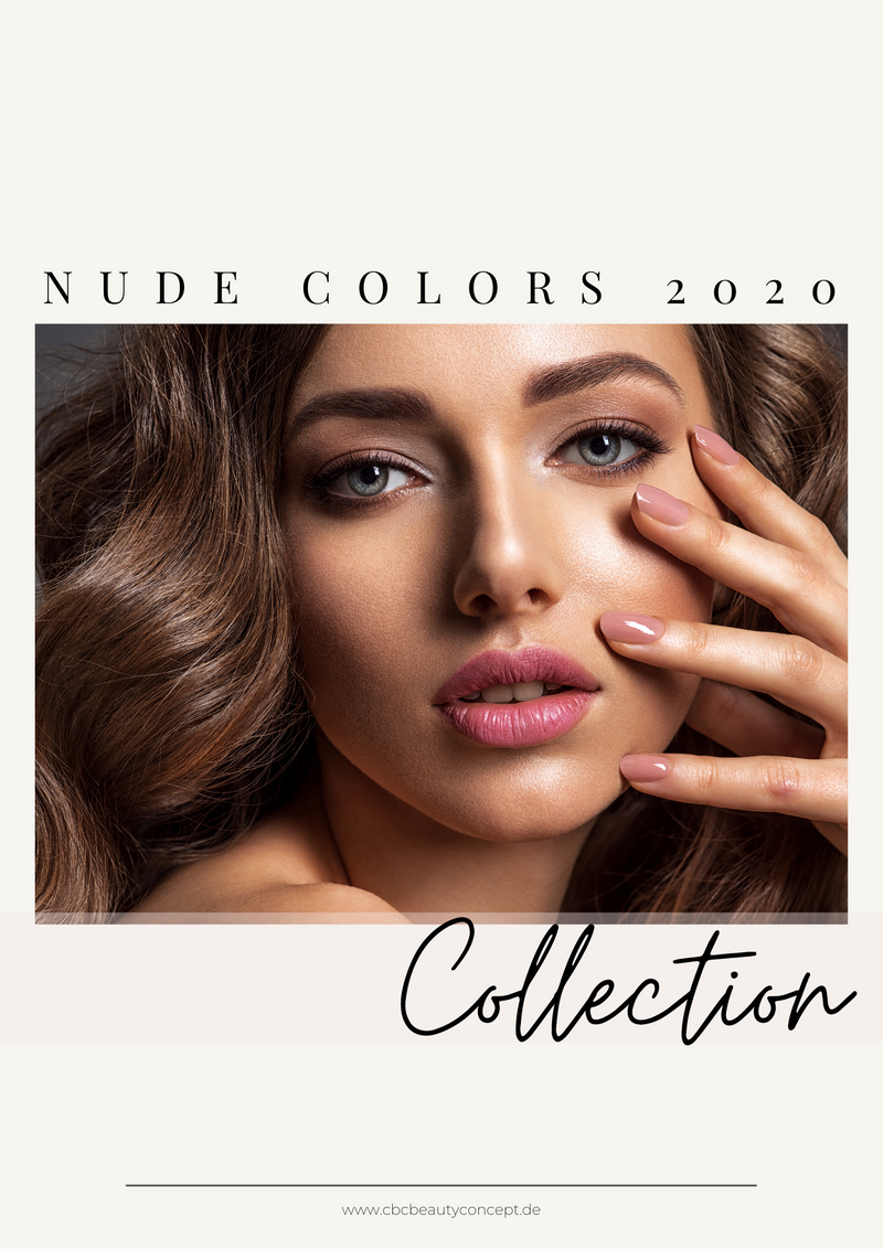 GRATIS EBook Nude Colors 2020