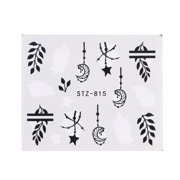 Nailtattoo Black 2