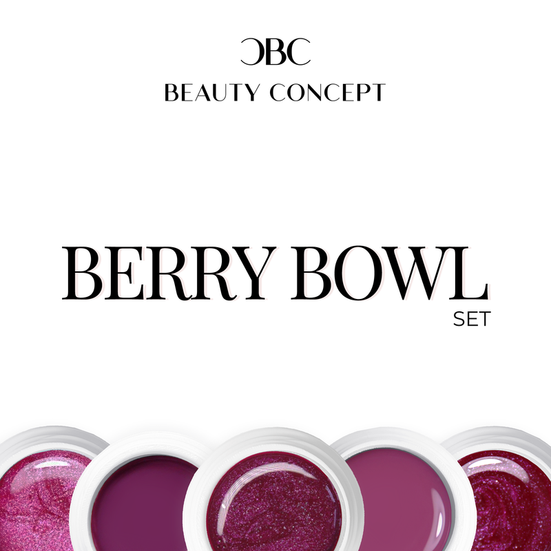 Limited Edition Berry Bowl SET