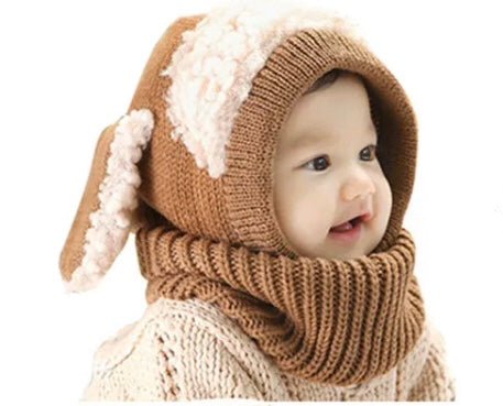 Lamb of God Kids Winter Hat