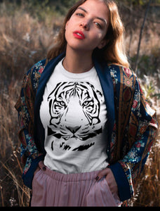 Strength of a Tiger Tee