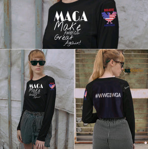 Brave & Free MAGA Long Sleeve