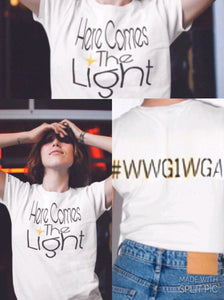 Here Comes The Light Tee
