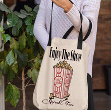 Load image into Gallery viewer, Enjoy The Show Tote Bag