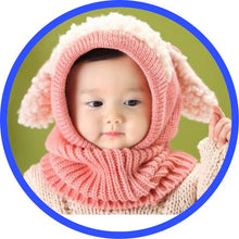 Load image into Gallery viewer, Lamb of God Kids Winter Hat
