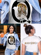 Load image into Gallery viewer, WWG1WGA Birds Tee