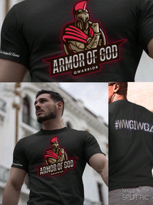 Amor Of God QWarrior Tee