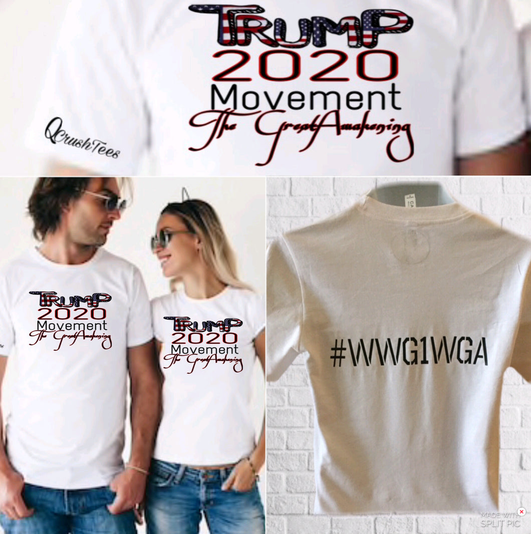 2020 Movement Tee