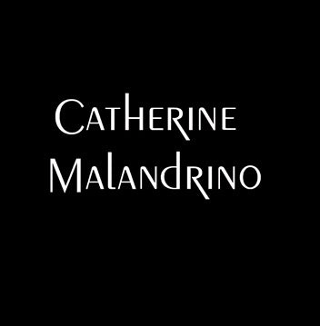Catherine Malandrino Brushed C Hoop Earrings (Multiple Colors Available)