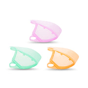 Life Stylus 3 Pack Silicone Gel Face Mask Holder