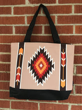 Load image into Gallery viewer, Diamond mesa tote