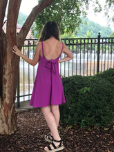 Load image into Gallery viewer, Back bow dress