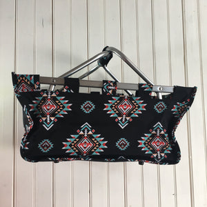 Collapsible market tote