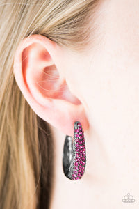 Glitter Jam - Pink - Lady T Accessories