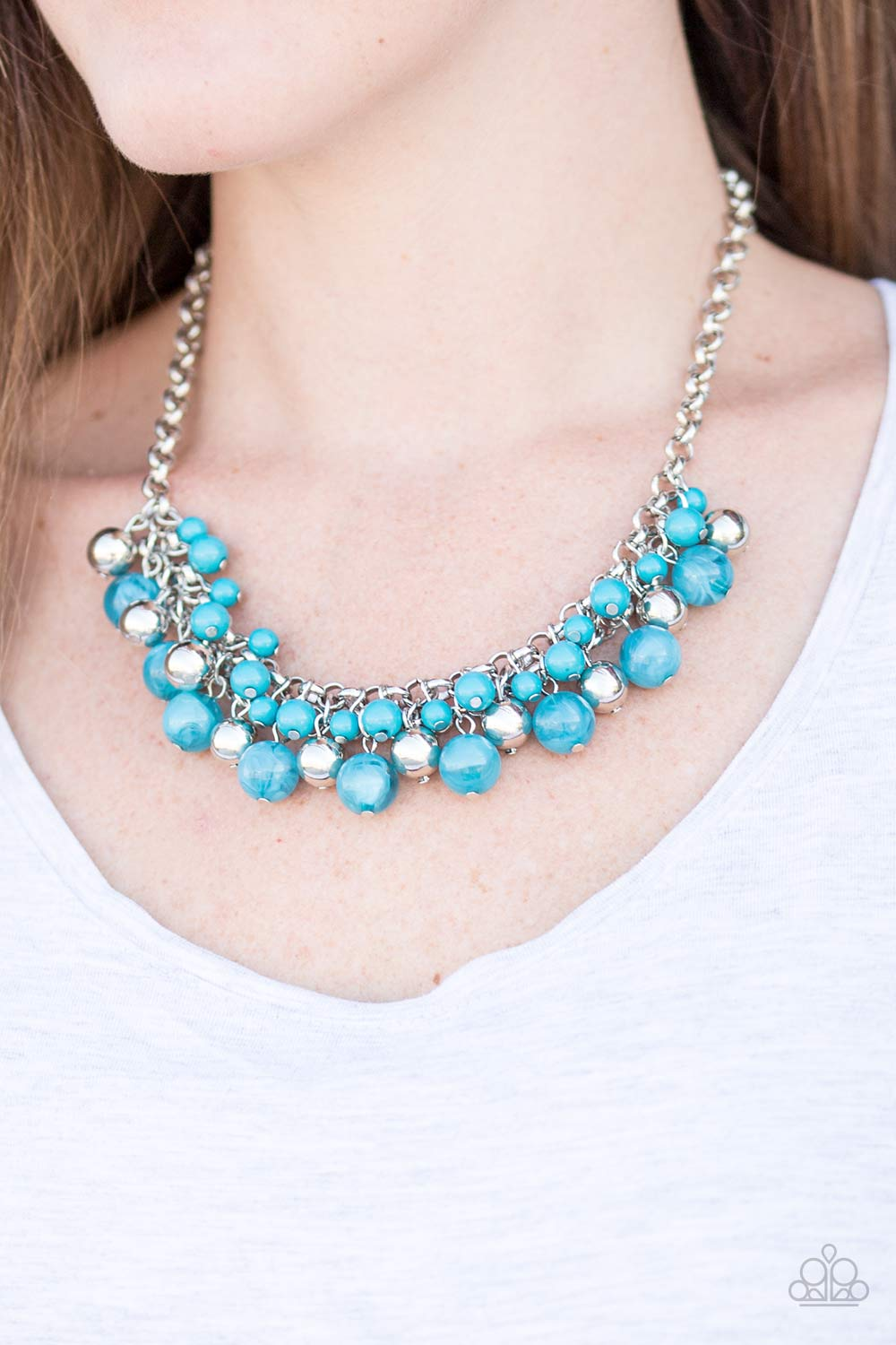 For The Love Of Fashion - Blue - Lady T Accessories