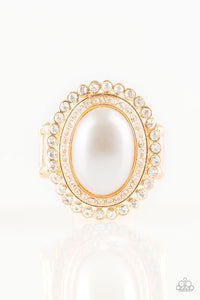 Paparazzi Accessories Opulently Olympian - Gold Rings