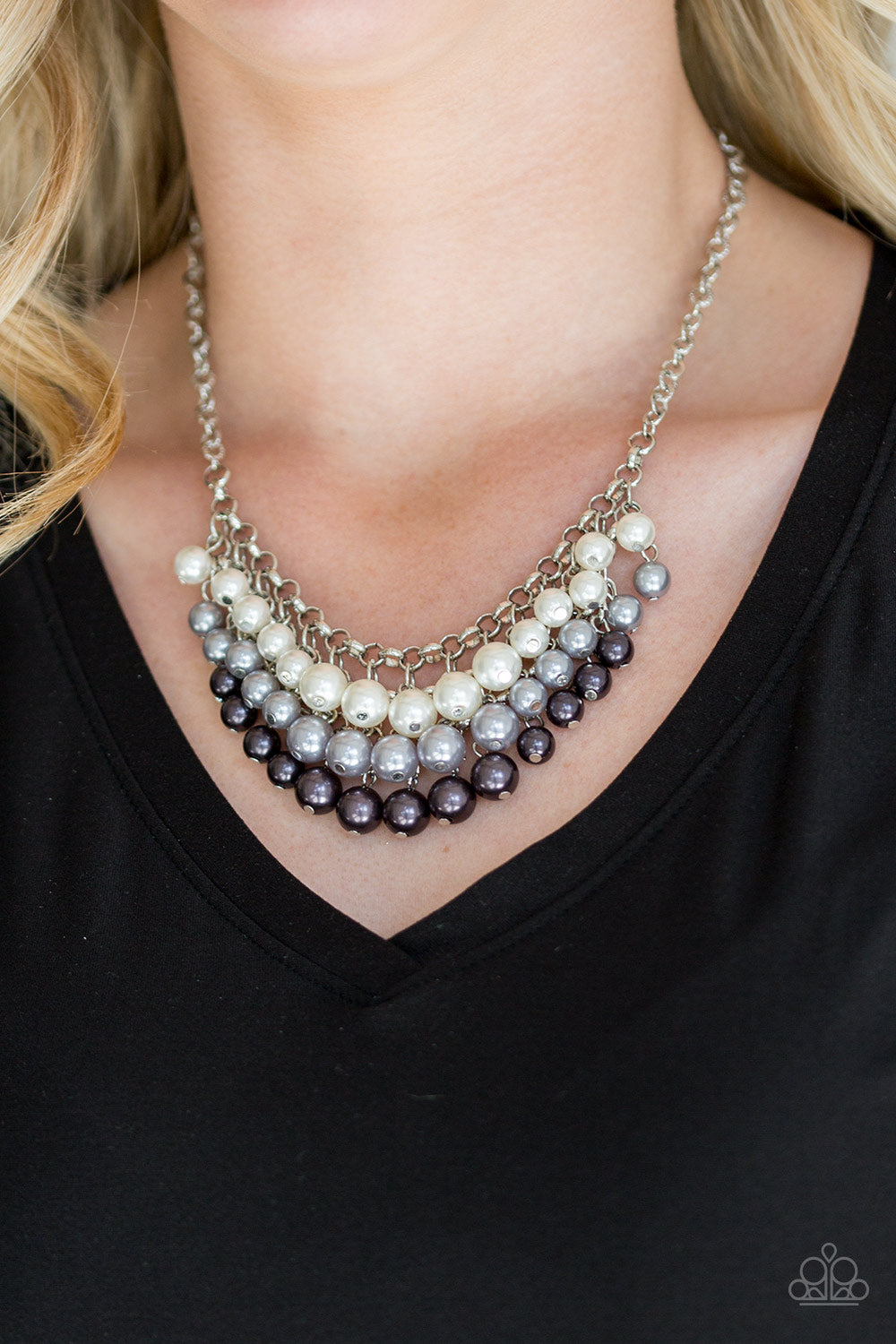 Paparazzi Accessories for the Heels - Silver Necklaces - Lady T Accessories