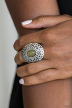 Load image into Gallery viewer, Paparazzi Accessories Hello, Sunshine - Green Rings - Lady T Accessories