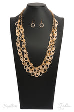 Load image into Gallery viewer, Paparazzi Accessories The Carolyn Zi Collection Necklaces