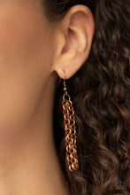Load image into Gallery viewer, Paparazzi Accessories In The MANE-stream - Copper Necklaces