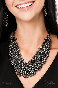 Paparazzi Accessories The Kellyshea - Zi Collection Necklaces