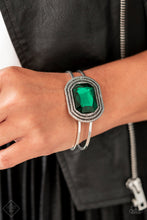 Load image into Gallery viewer, Paparazzi Accessories Heirloom Highness - Green Bracelets