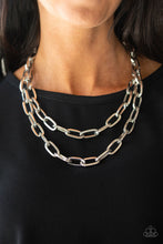 Load image into Gallery viewer, Make A CHAINge - Silver - Lady T Accessories