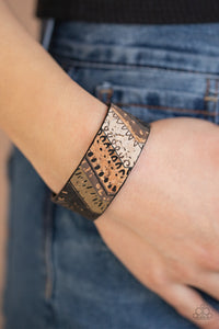 Paparazzi Accessories Come Uncorked - White Cork Bracelets