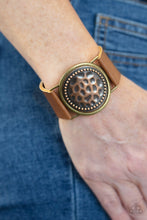 Load image into Gallery viewer, Paparazzi Accessories Hold On to Your Buckle - Copper Bracelets - Lady T Accessories