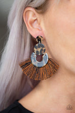 Load image into Gallery viewer, Paparazzi Accessories One Big Party Animal - Multi Earrings - Lady T Accessories