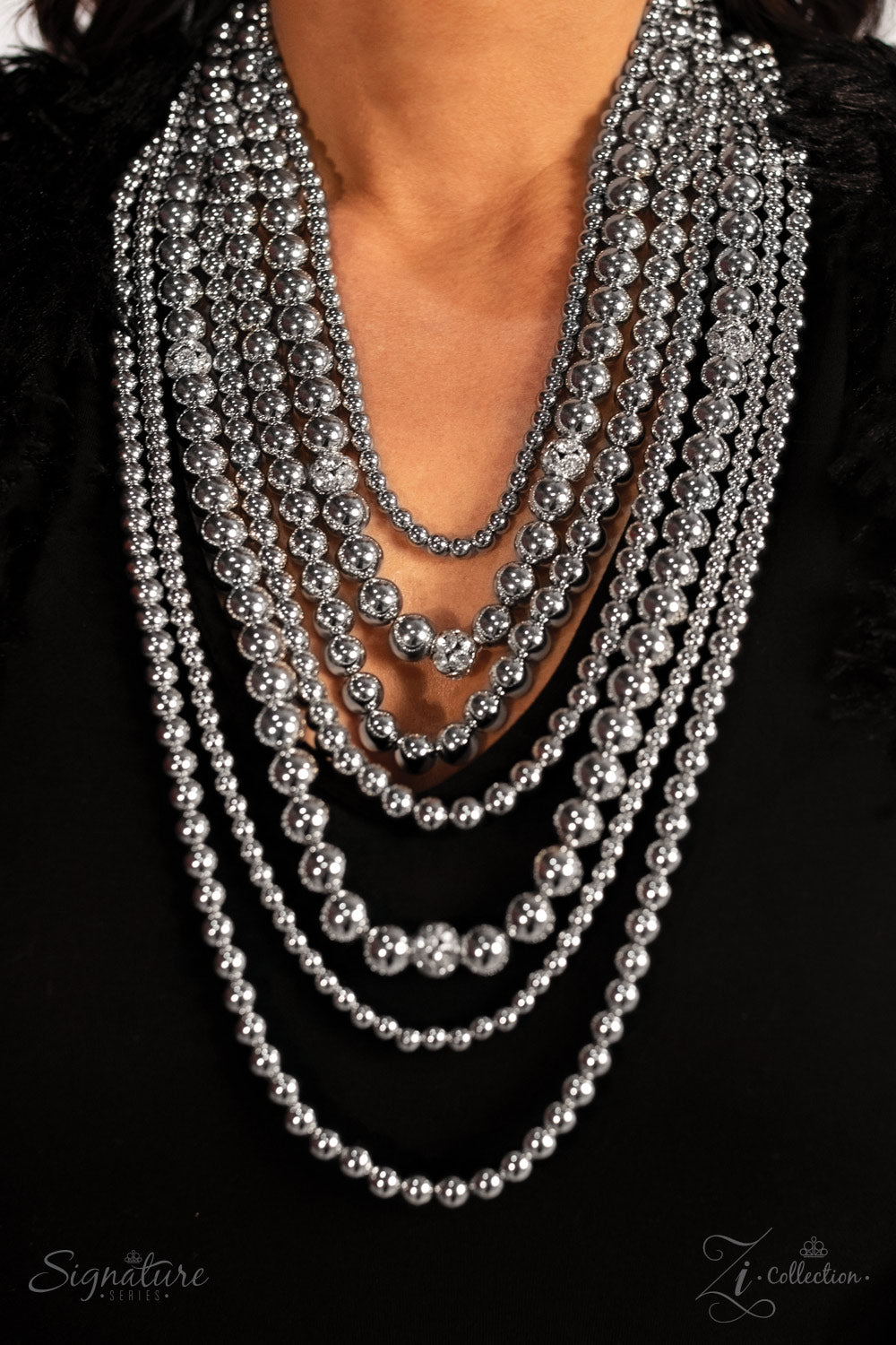 Paparazzi Accessories The Tina Zi Collection Necklaces