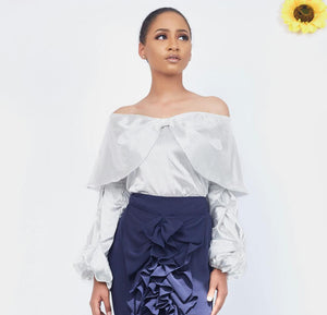 THE GENNIE BLOUSE