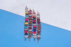 MULTI-COLOR BAG STRAPS