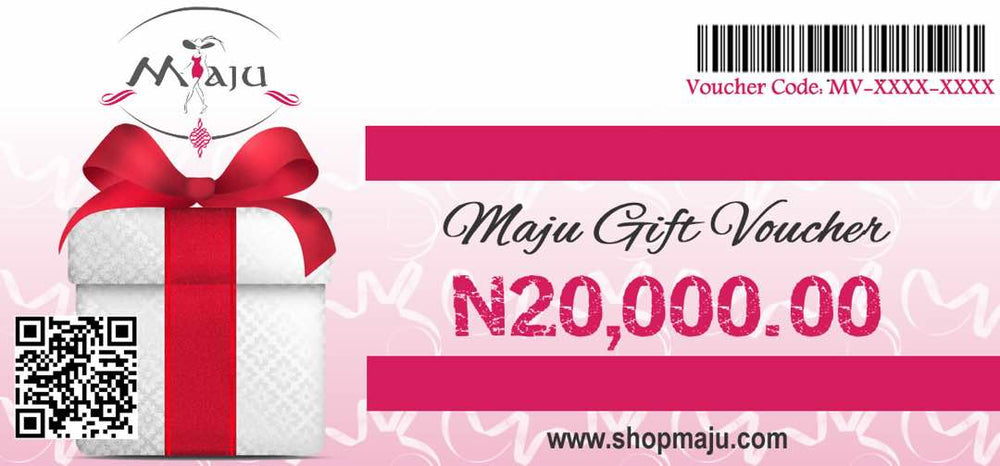 Load image into Gallery viewer, MAJU N20,000 GIFT VOUCHER