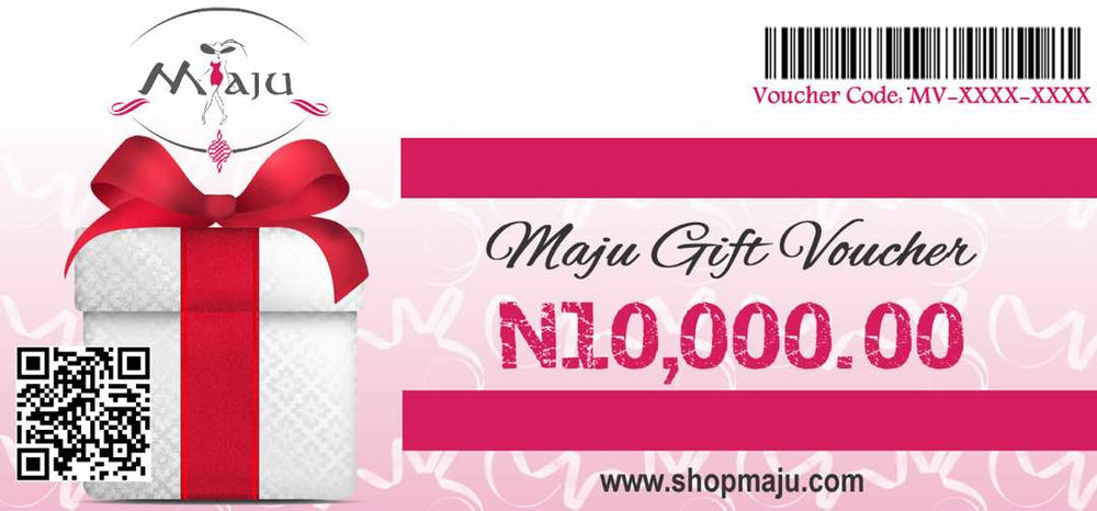 Load image into Gallery viewer, MAJU N10,000 GIFT VOUCHER
