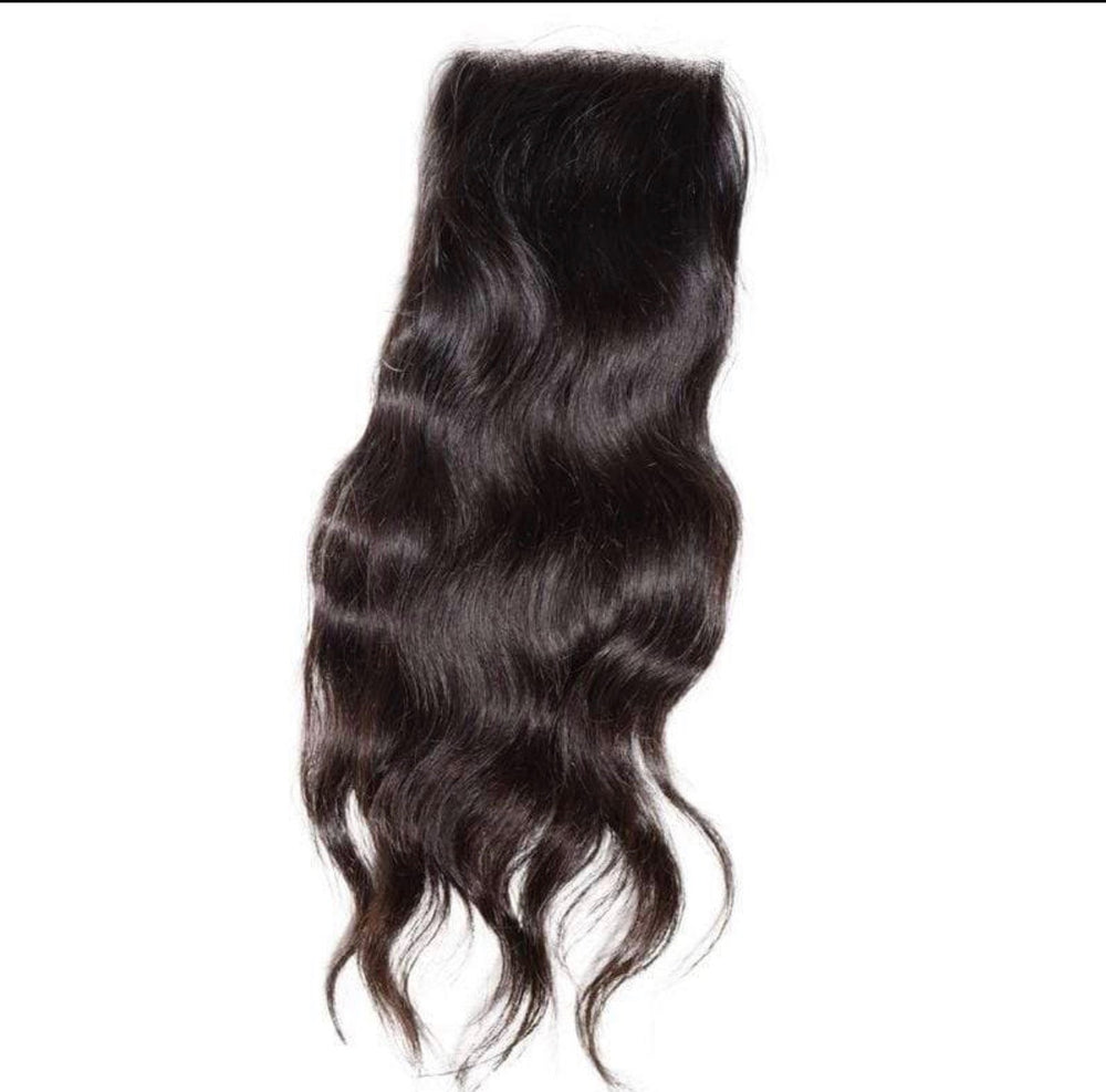 SHE Raw Naturally Straight Lace Closure